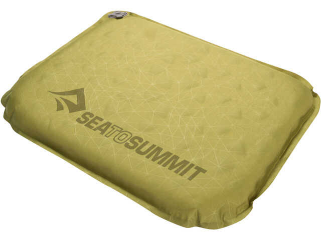 Sea to Summit Self Inflating Delta V Asiento, olive